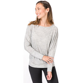 super.natural Kula Top Women Ash Melange